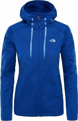 THE NORTH FACE TNF Tech Mezzaluna T93BROZDE Fleece Veste à Capuche pour Femme