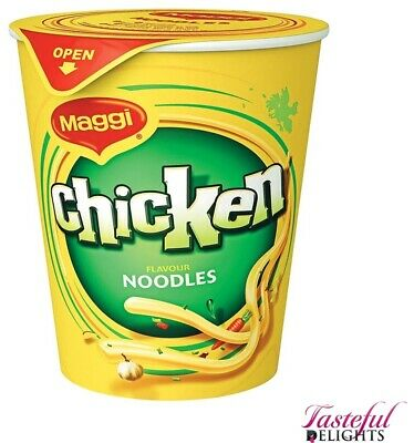 Maggi Noodles Chicken Cup 60g