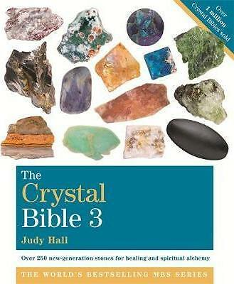 The Crystal Bible: Volume 3  by Judy Hall Book | NEW AU