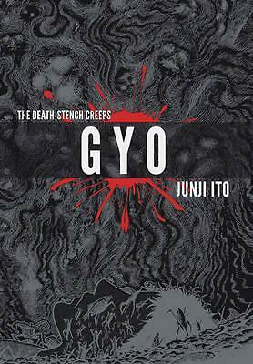 GYO 2-in-1 Deluxe Edition by Junji Ito book | NEW AU