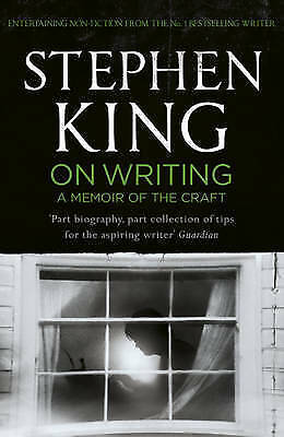 On Writing by Stephen King Book   NEW Free Post AU
