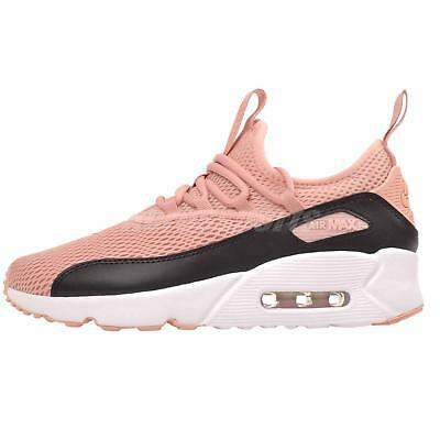 low priced c396f ec582 Nike Air Max 90 EZ GS Running Kids Youth Womens Shoes Stardust Pink  AH5212-600