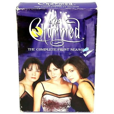 Charmed The Complete First Season 1 One DVD Video Box Set