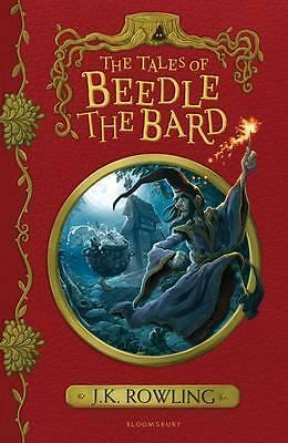 The Tales of Beedle the Bard by J. K. Rowling Book   New Free Post AU