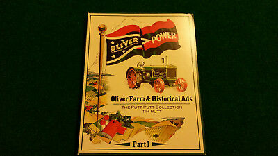 Oliver Farm & Historical Ads Book....Part 1