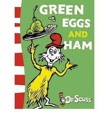Green Eggs and Ham Dr. Seuss | NEW & Free Post AU