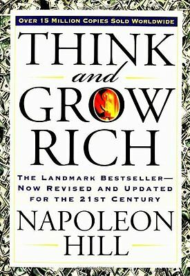 Think and Grow Rich By Napoleon Hill Paperback | Brand NEW & Free Shipping AUS