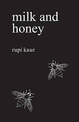Milk and Honey by Rupi Kaur Paperback Book (English) | Brand NEW & Free Shipping