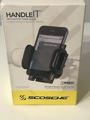 Handle It Bike Mount For Mobile Devices Cycling