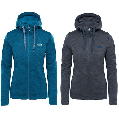 THE NORTH FACE TNF Kutum Outdoor Hiking Fleece Hoodie Jacket Hooded Womens New