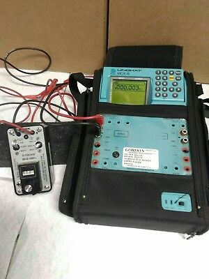 Altek 135-0.1 millivolt calibrator NIST Certified