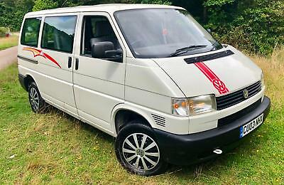 Volkswagen TRANSPORTER 2.4 TDi**Multivan With Electric Wheelchair Lift**Superb!