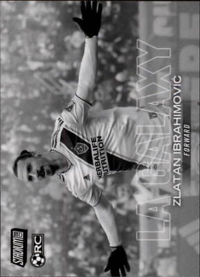 2018 Stadium Club MLS Soccer Black and White Singles (Pick Your Cards)