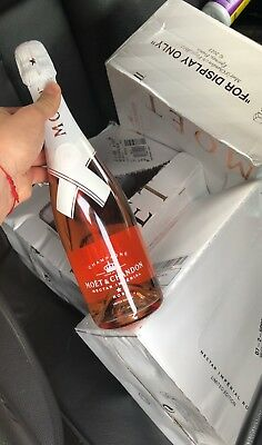 Off white x Moet Chandon ! VERY LIMITED!