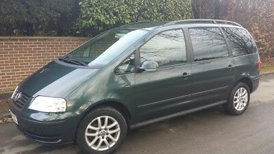 Vw Sharan 2.0 !! Automatic !!!  Wheelchair Access Vehicle Brotherwood Conversion