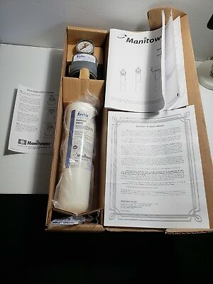 Manitowoc AR-PRE Arctic Pure Ice Machine Pre-Filter Assembly , K00337, New Kit