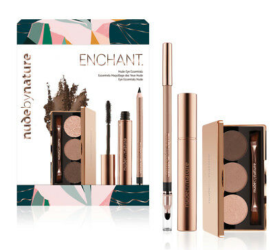 Nude By Nature Christmas 2018 Enchant Gift Set
