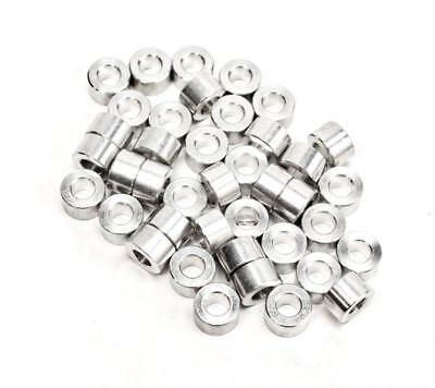 25pcs Aluminum 6mm Spacer M5 Bore (5mm) - for V Wheels