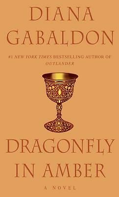 Dragonfly in Amber by Diana Gabaldon Book | NEW Free Post AU