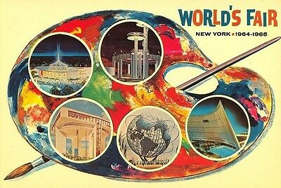 1964 New York World's Fair - Relive The Wonder On Dvd!