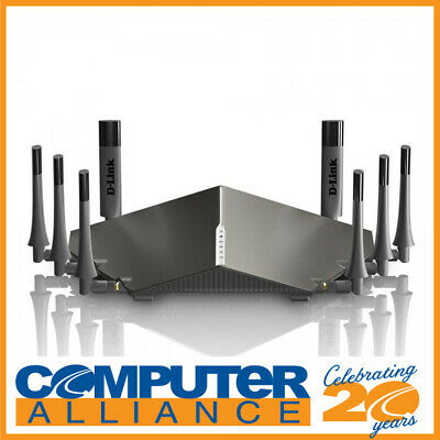 D-Link DIR-895L/LE Limited Edition MIMO Wireless-AC5300 Tri Band Gigabit Router