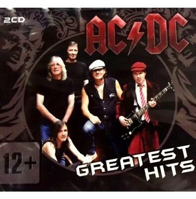 2CD AC/DC  GREATEST HITS Collection [Same Day FREE Shipping]