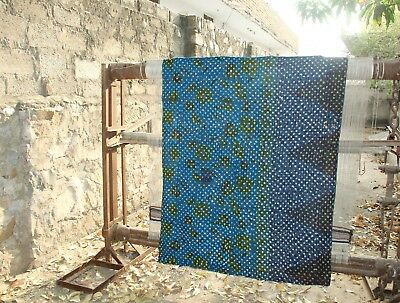 Beautiful Ethnic ANB-15 Vintage Cotton Indian Handmade Kantha Quilt Patch Work
