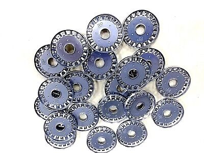20X  Rotary Tension Wheel (Made in Taiwan) #EF0905010000 (0C0230080010) Tajima