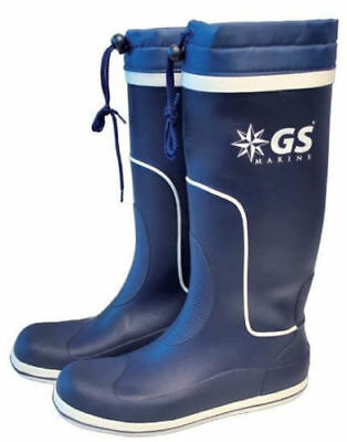 Bottes Yachting Semelle Antiderapante Gs Marine