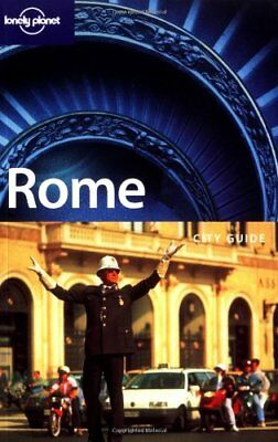 Rome (Lonely Planet City Guides) By Duncan Garwood, Kristin Kimball