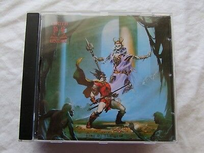 """Cirith Ungol-"""" King Of The Dead"""" Cd 1999 Metal Blade"""