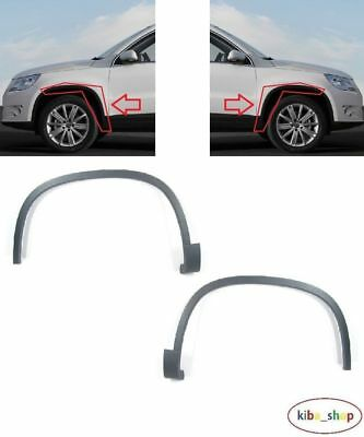 Vw Tiguan 5N 2007 - 2016 New Front Wheel Arch Trim Moulding Left + Right