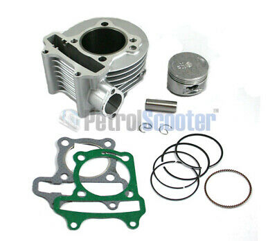 125cc Barrel Cylinder Piston Kit GY6 152QMI 152 QMA Chinese Scooter Gasket 125