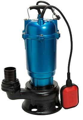 IBO Magnum 550W Submersible Sewage Dirty Water Septic Pump Float Switch sump