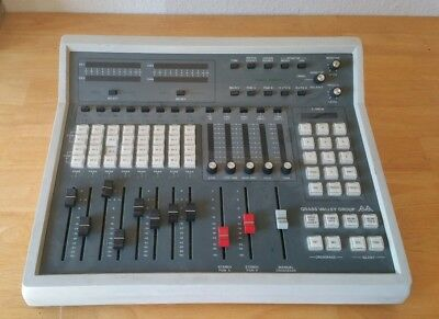Grass Valley Group  - Used Tv Production Control Console Unit