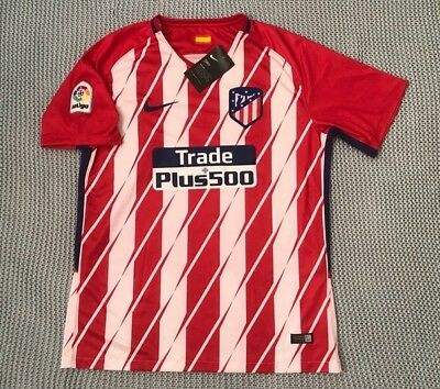 d4f61fc52 ... canada antoine griezmann atletico madrid soccer team new mens home  soccer jersey l 804f1 c9744