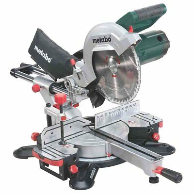 Scie à onglet radiale METABO 1800 W 254 mm - 6.02540.00