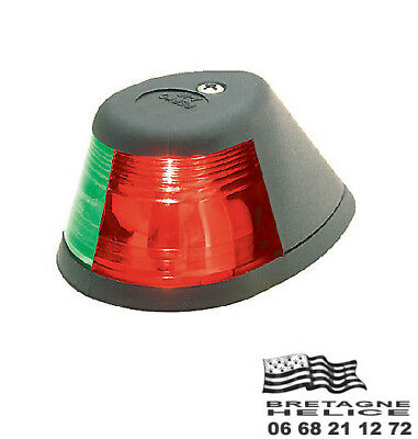 Feu De Navigation Bi Colore Blanc Perko 0252Bb0Dp1