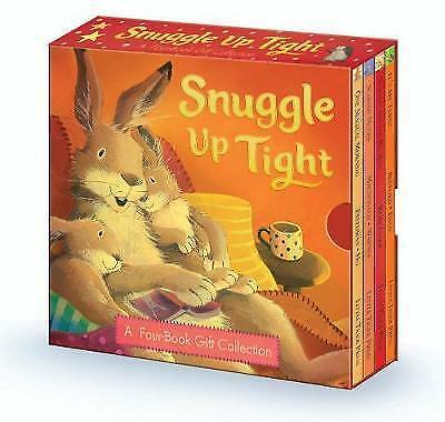 Snuggle Up Tight: A Four Book Gift Collection by Little Tiger Press Group (Novel