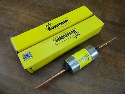 Lot of 3 New Bussman LPS-RK-200SP Low Peak Class RK1 200amp Fuses 200A
