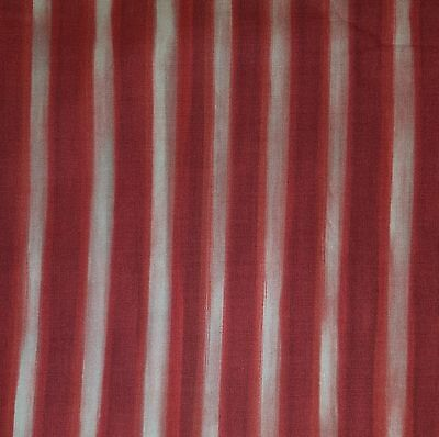 Westminster Fabrics Red White Stripe Fabric Sold By The Yard