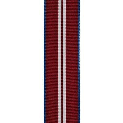 Queen Elizabeth Diamond Jubilee 2012 Full Size Medal Ribbon