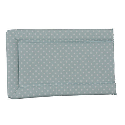 Aqua Polka Changing Mat Nursery Decoration Accessories Gifts by Bed E Byes