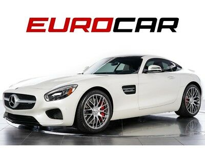 Other S 2016 Mercedes-Benz AMG GT S Automatic 2-Door Coupe