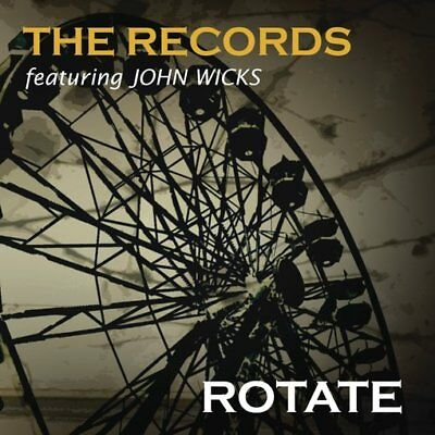 The Records: Rotate NEW CD