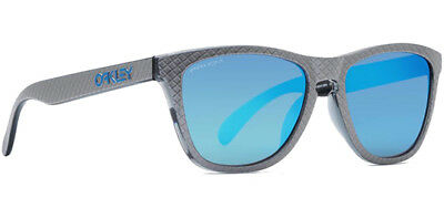 Oakley Frogskins Checkbox Sunglasses w/ Prizm Sapphire Lens (A) - OO9245 5954