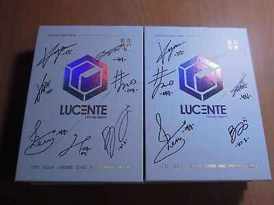 Lucente - The Big Dipper (1st Mini promo) with Autographed (Signed)