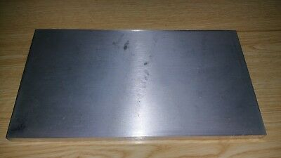 "3/4 Inch 6-1/4""x7-1/4"" 6061 Aluminum Tooling Flat Sheet Plate Bar Mill Stock"
