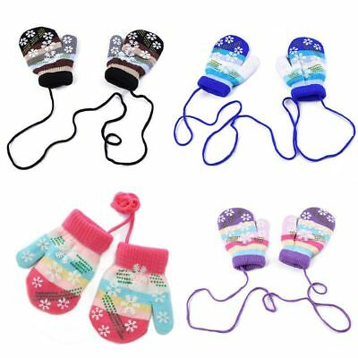 Baby Gloves Autumn Winter Children Warm For Kid Boys & Girls Mittens Accessories