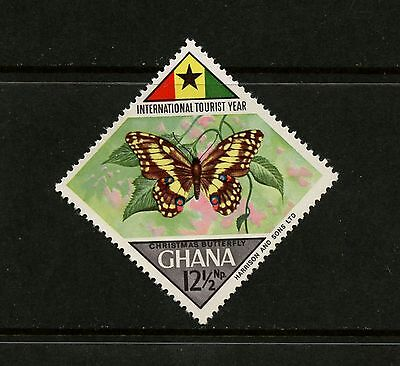 Ghana 1967 #316 butterflies - single - 1v. MNH K536